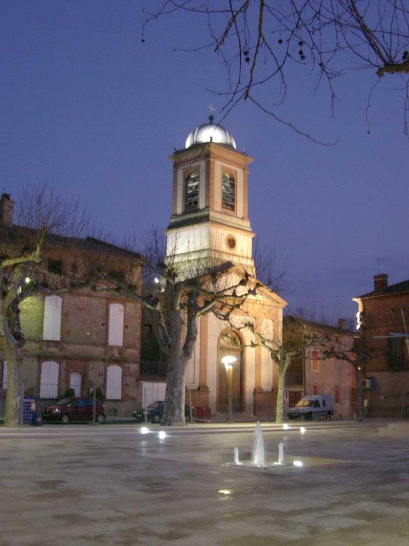 Escatalens Eglise Sainte Marie Madeleine